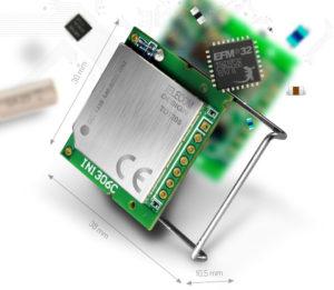 Sigfox GPS IoT Tracker ⎢CHIPFOX