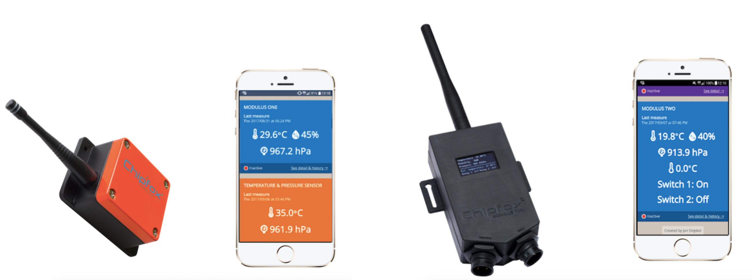 Modulusone Multipurpose Sigfox Device 2 Way Satellite Switch Suitable For